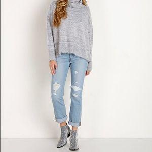 Levi's 501 Premium Denim Jeans Stars and Stripes